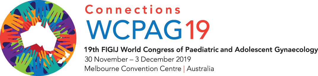 World Congress of Paediatric and Adolescent Gynaecology 2019